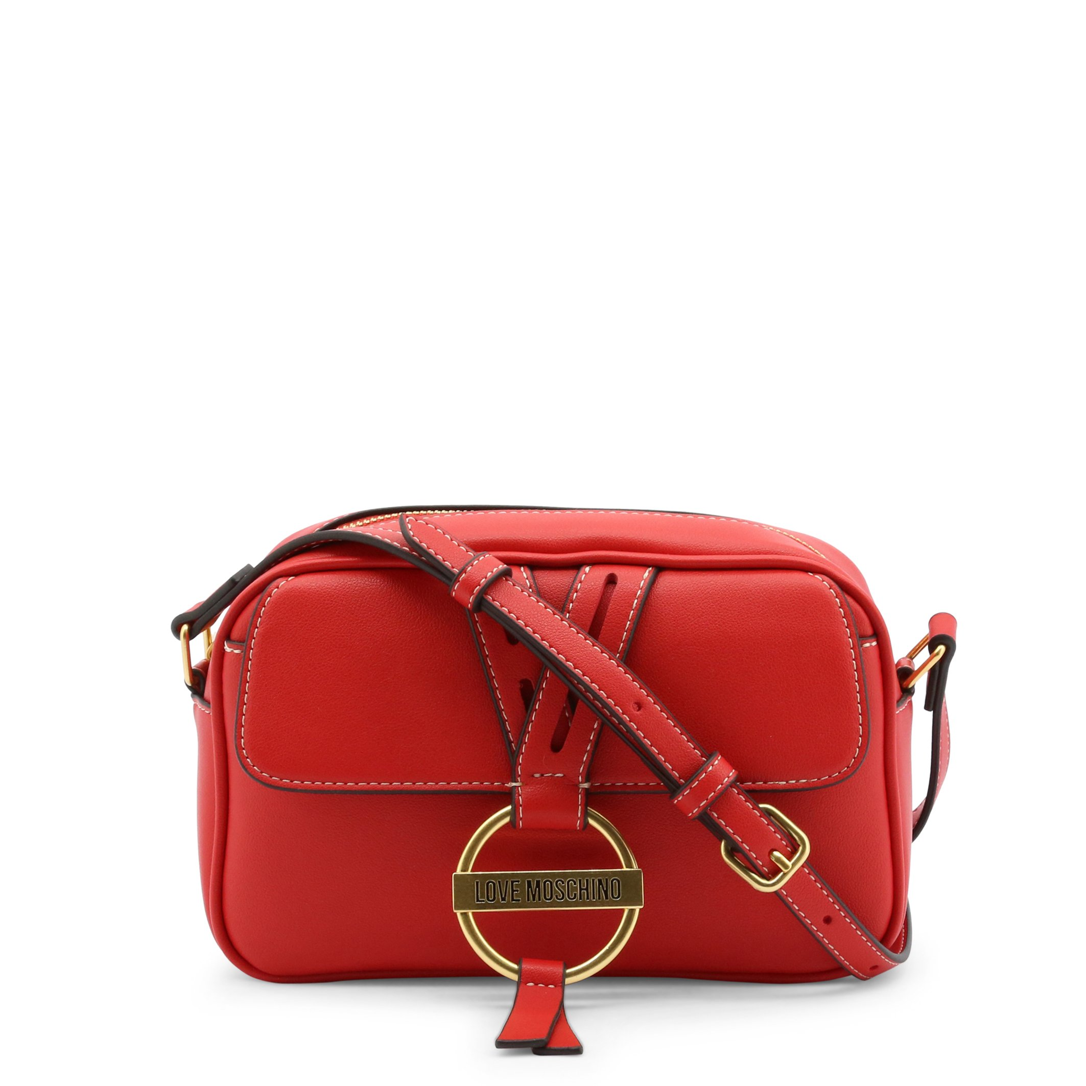 Love Moschino Women's Crossbody Bag Various Colours JC4201PP1DLK0 - red NOSIZE