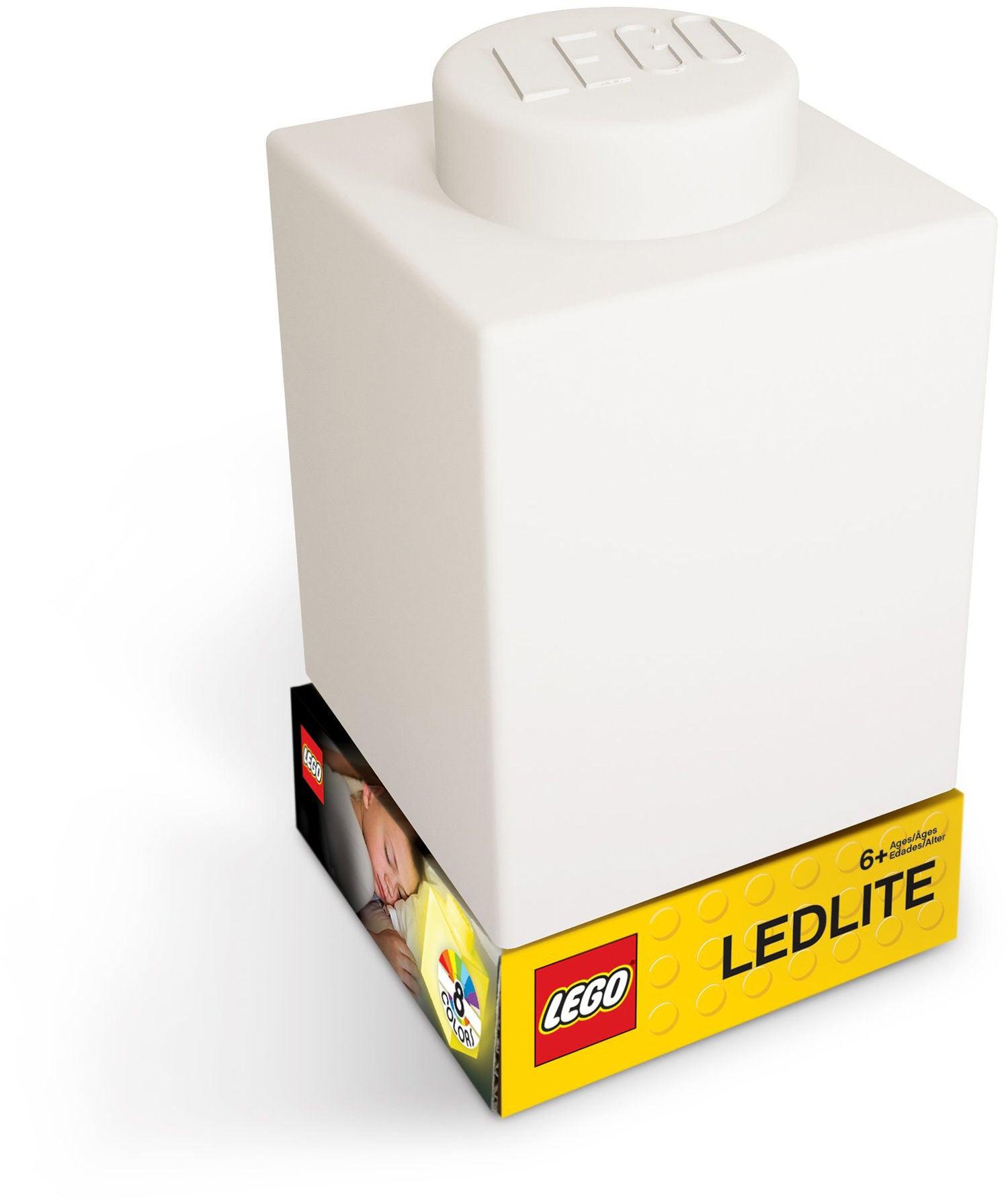 LEGO Classic Silicone Brick Yövalo, Valkoinen