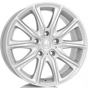 Aluett 18 Silver 6.5x16 5/112 ET48 B70.4