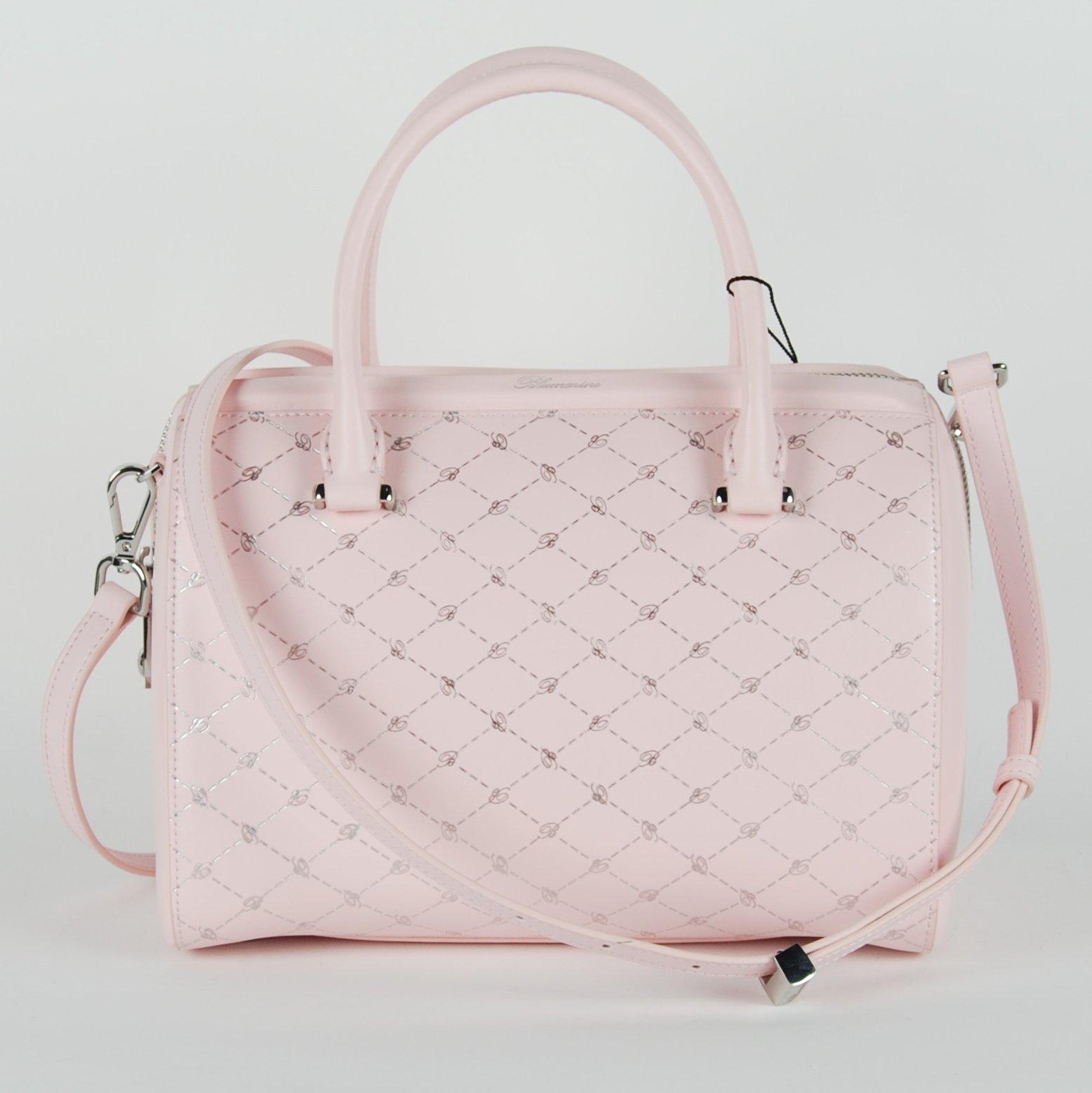 Blumarine Women's Bowling Bag Pink BL1421539