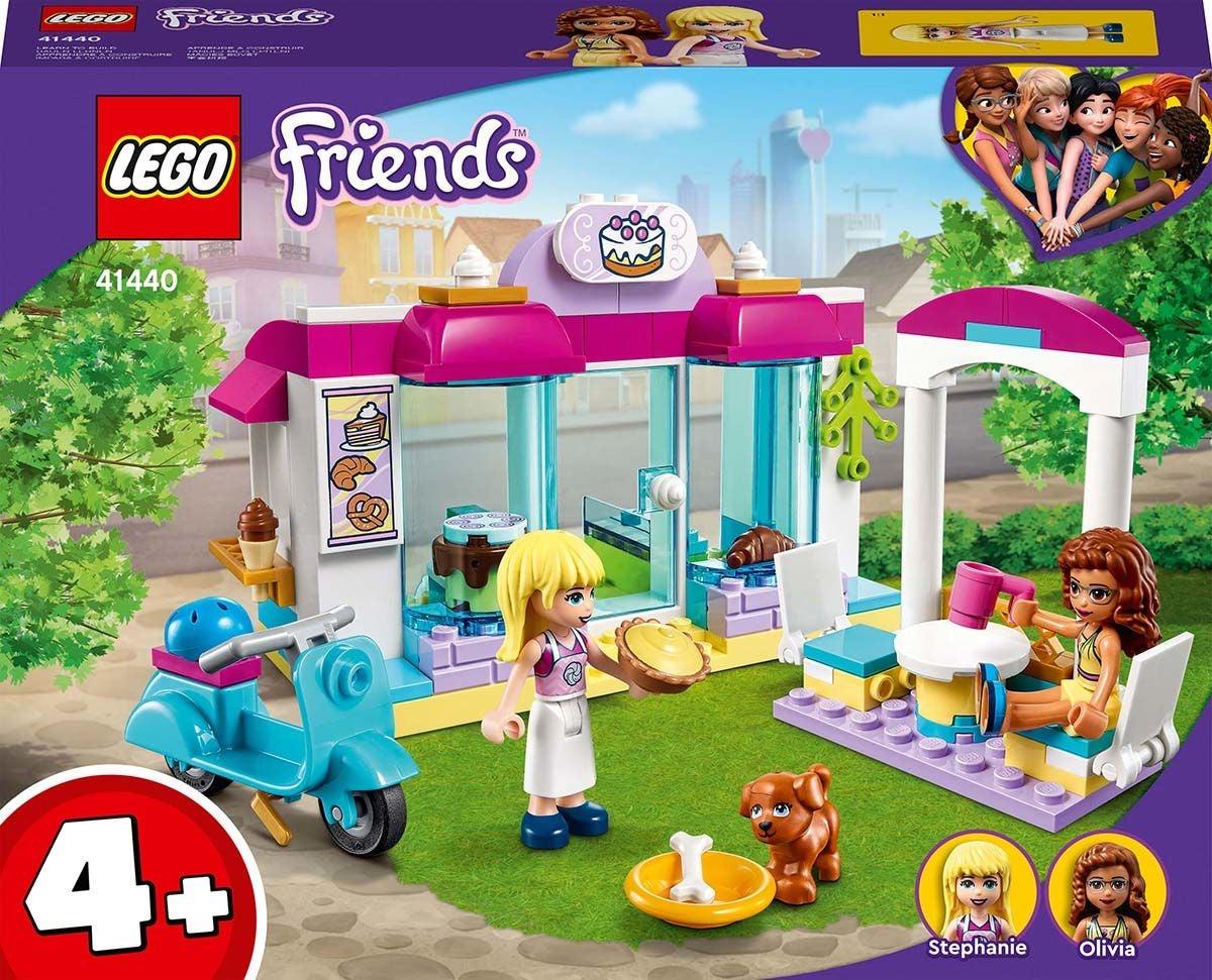 LEGO Friends 41440 Heartlake Cityn Leipomo