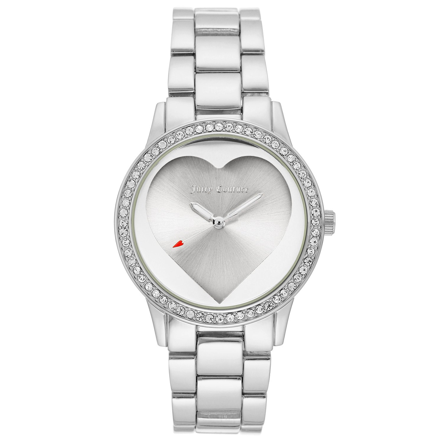 Juicy Couture Women's Watch Silver JC/1120SVSV