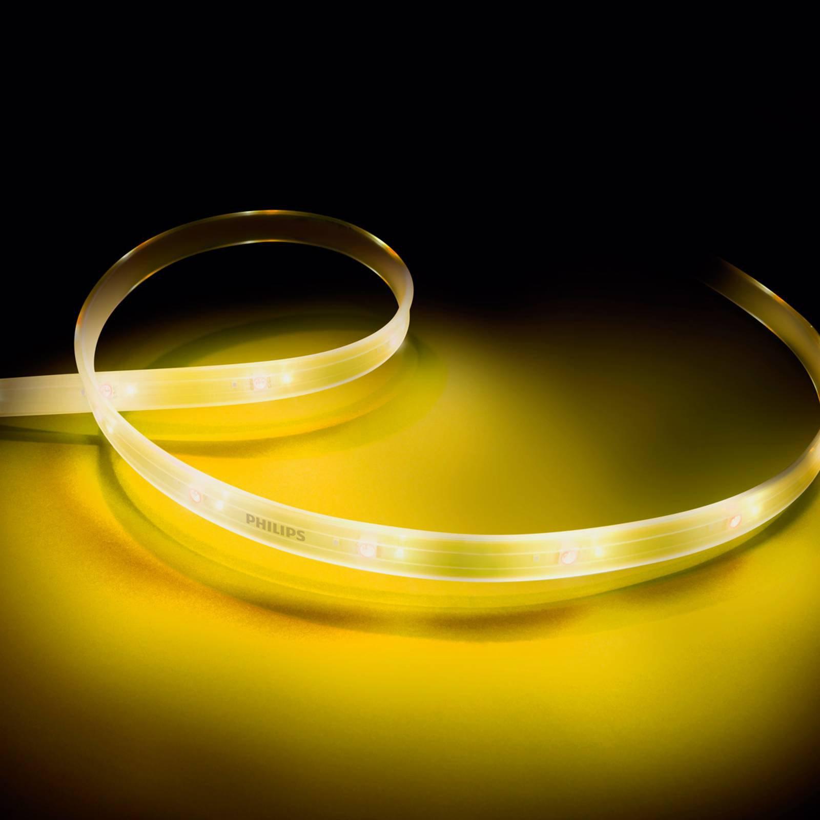 Philips Hue LightStrip Plus 1 m forlengelse