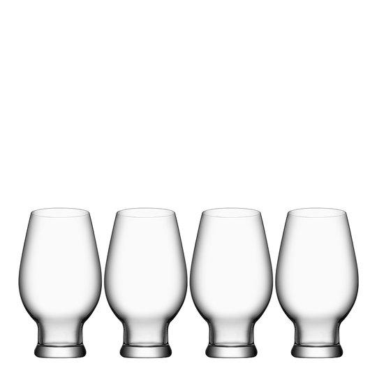 Orrefors - Beer Ölglas India Pale Ale 47 cl 4-pack