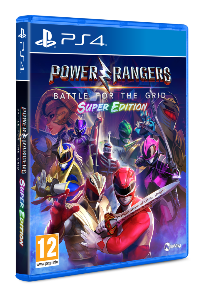 Power Rangers: Battle for the Grid (Super Edition)
