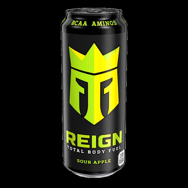 Reign Energy - Sour Apple 50cl