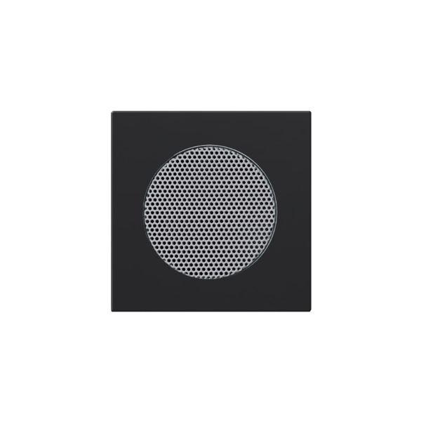 ABB Impressivo Midtplate for høytalerinnsats Antrasitt