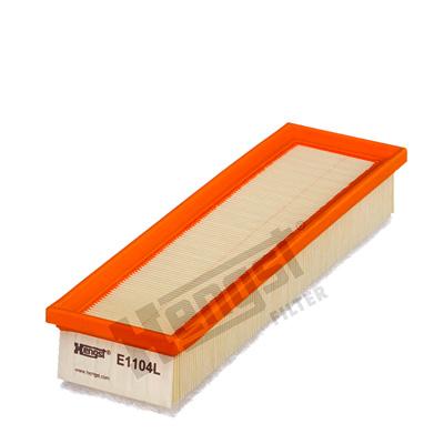 Ilmansuodatin HENGST FILTER E1104L