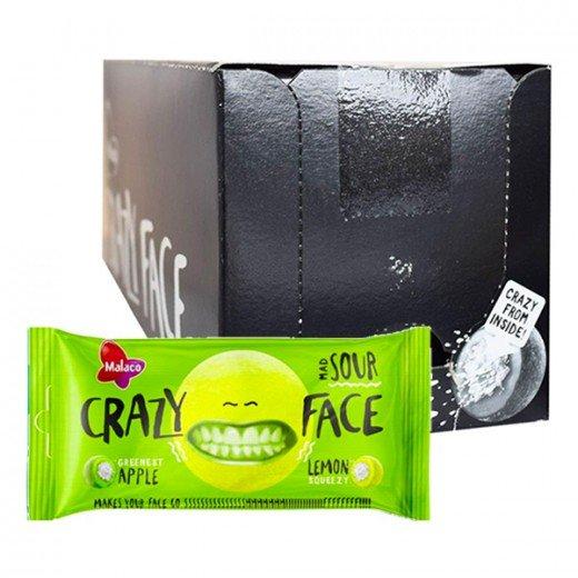 Crazy Face Sour Storpack - 3,25 kg