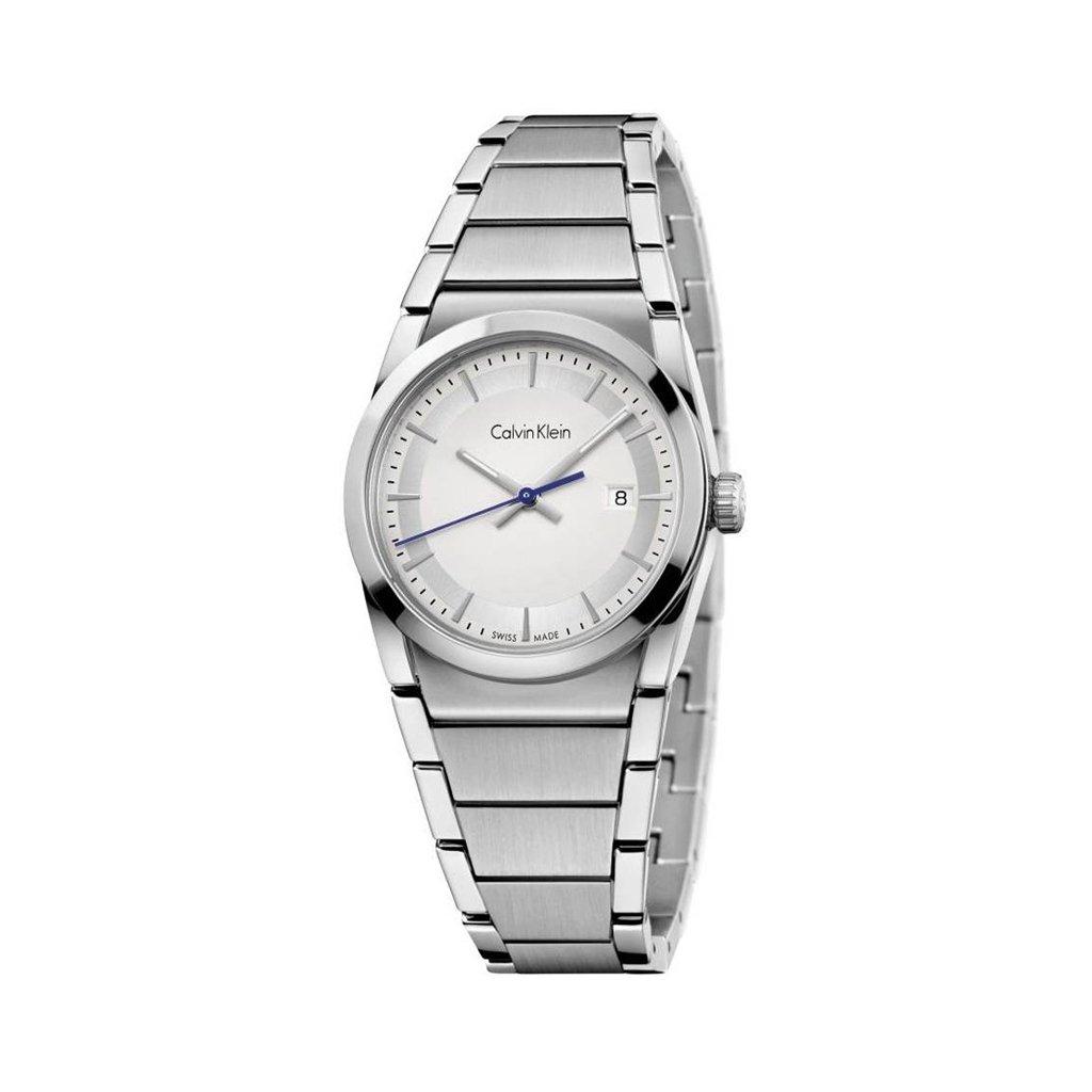 Calvin Klein Women's Watch Grey K6K33 - grey-2 NOSIZE