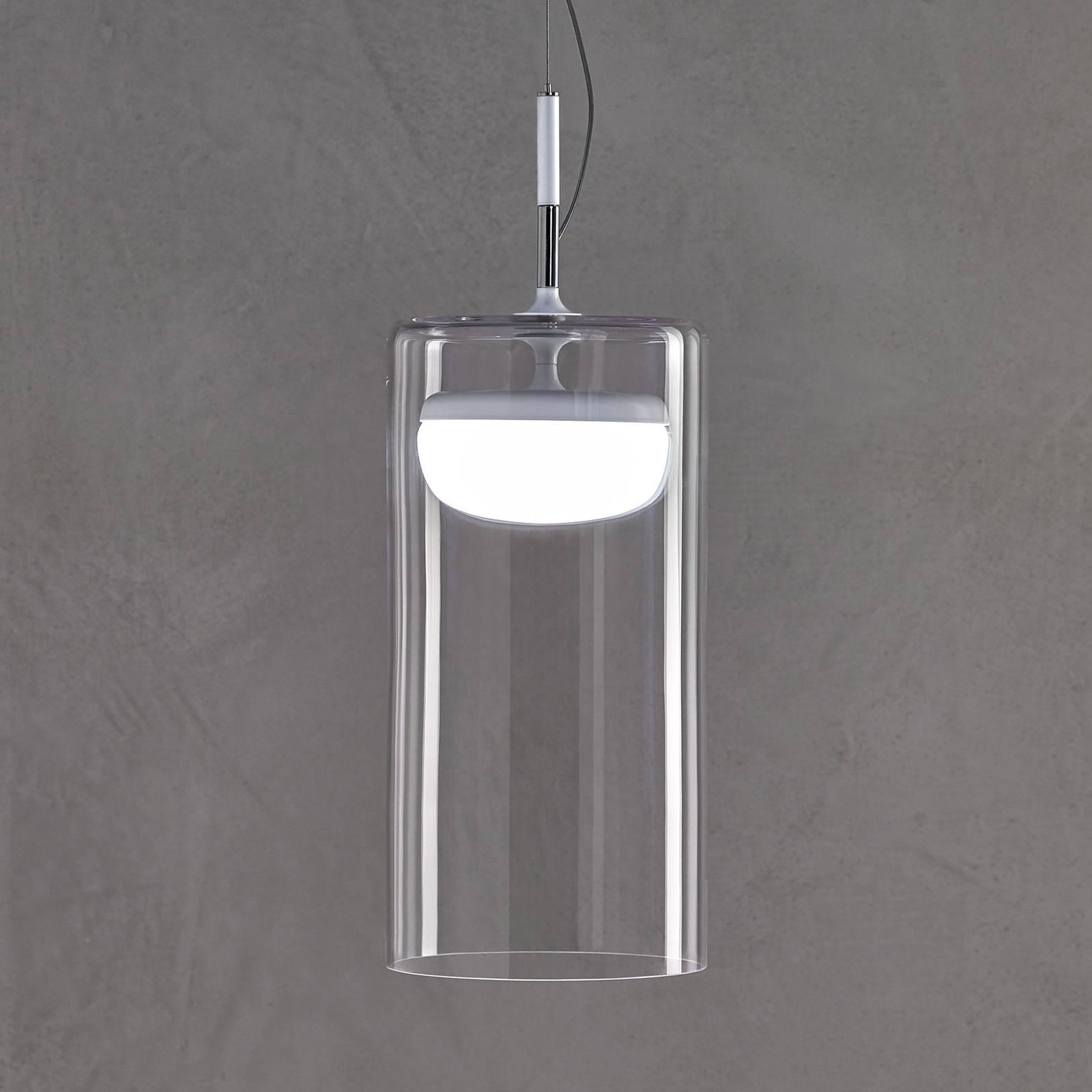 Prandina Diver Dimm -riippuvalo S3 2700K valkoinen