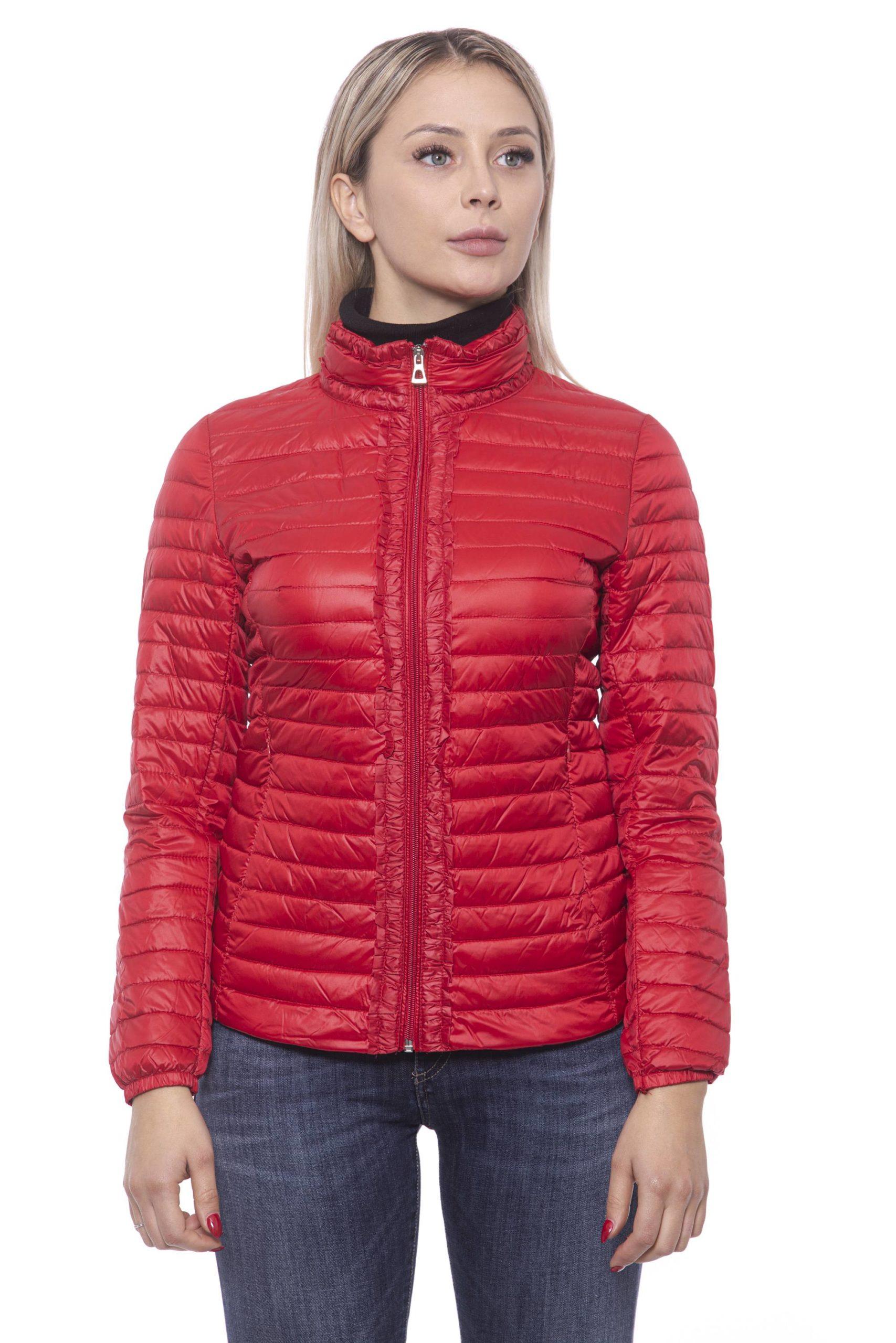 19V69 Italia Women's Rosso Jacket Red 191388368 - S