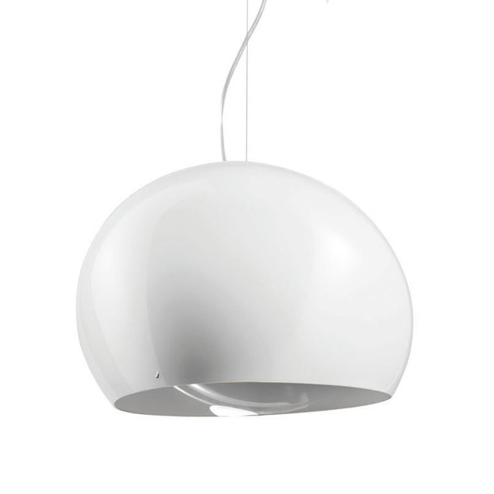 Riippuvalo Surface Ø 27 cm E27 valkoinen/harmaa