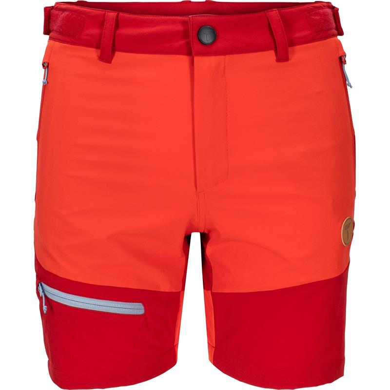 Tufte Vipe Shorts XS Dame, Grenadine/Pompeian Red