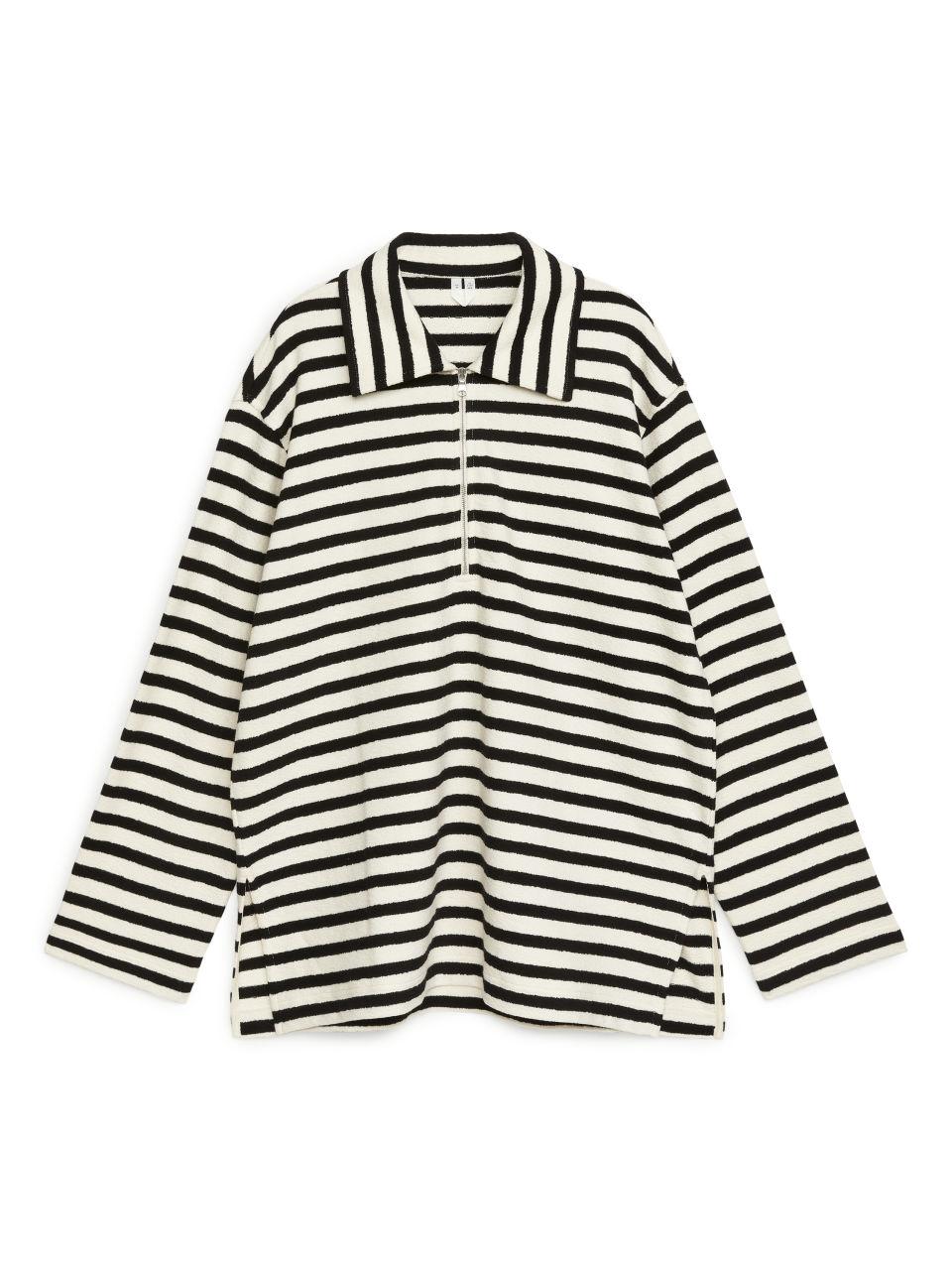 Jersey Polo Shirt - White