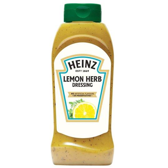 Lemon & Herb Dressing - 50% rabatt