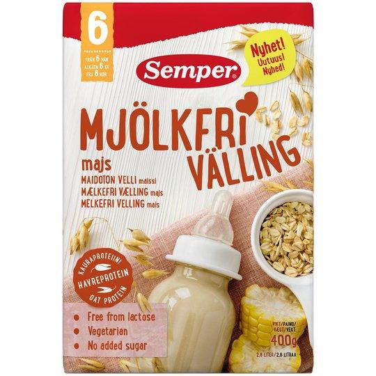 Mjölkfri välling majs - 33% rabatt