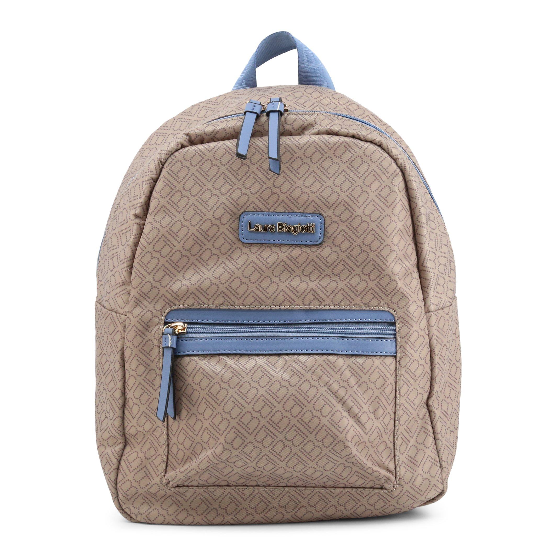 Laura Biagiotti Women's Backpack Brown Thia-105-5 - brown-2 NOSIZE