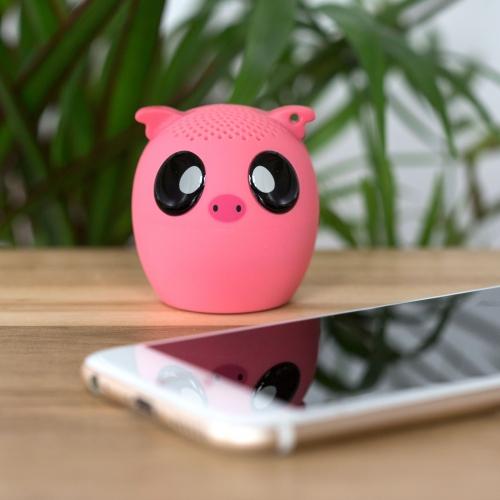 Pig Mini Bluetooth Speaker (SW-PIGSPK)