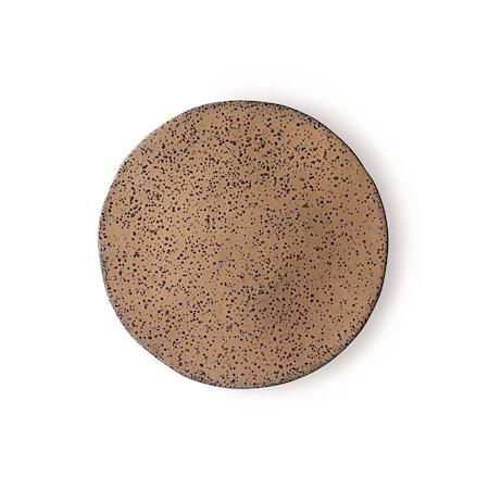 Gradient Ceramics Assiett Taupe 2 st