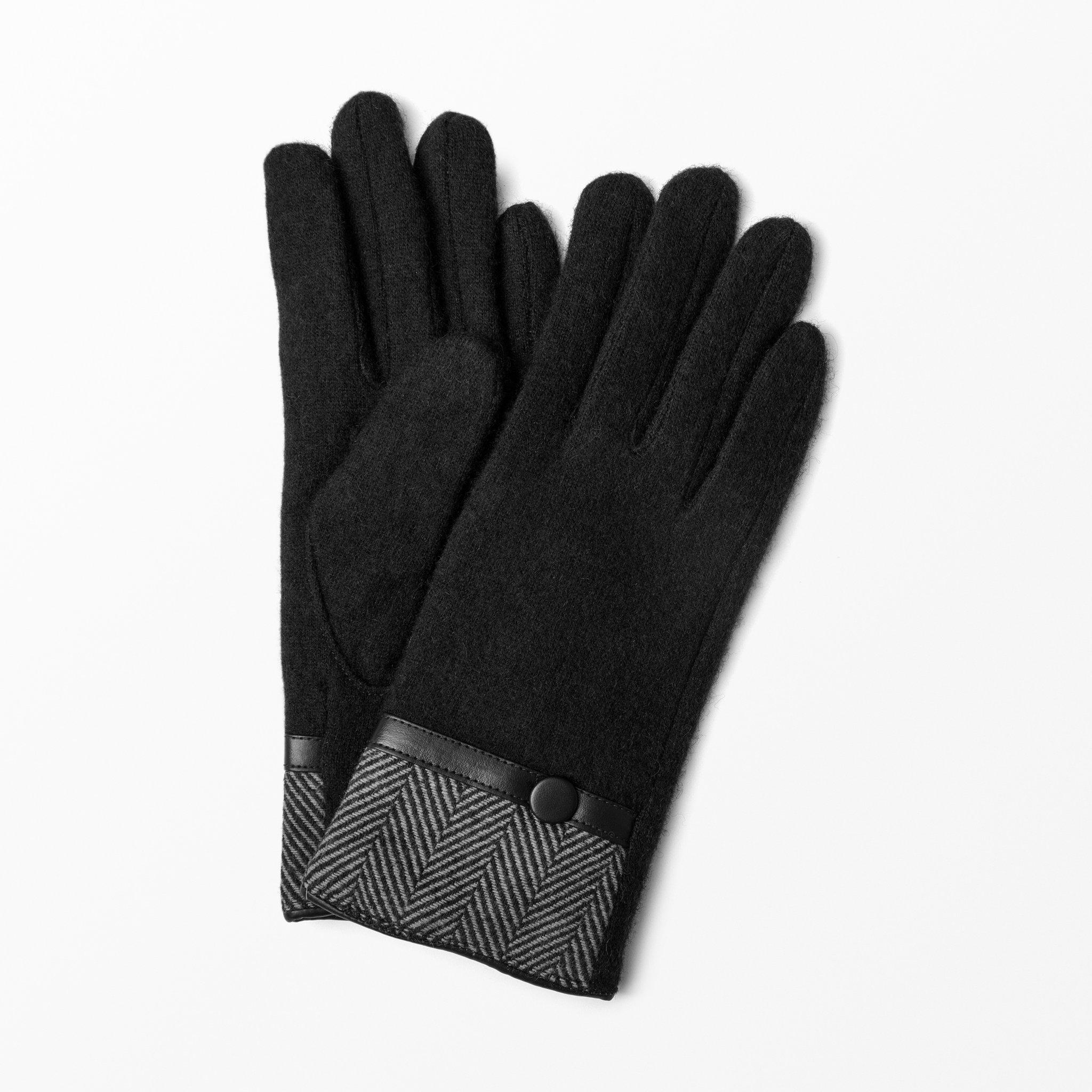 Handske i ull