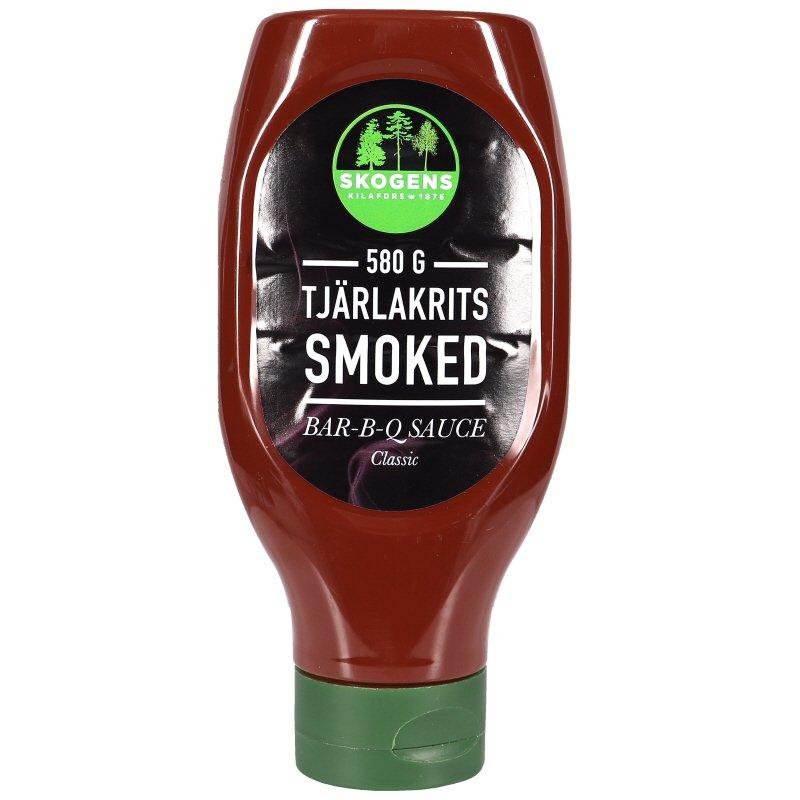Tjärlakrits Smoked BBQ Sås - 78% rabatt
