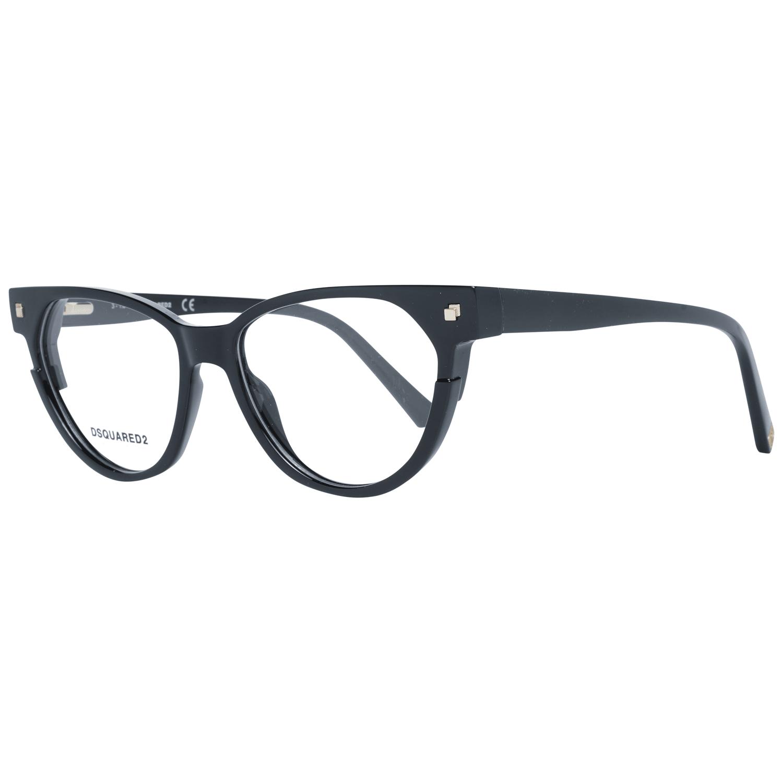 Dsquared² Women's Optical Frames Eyewear Black DQ5248 50001