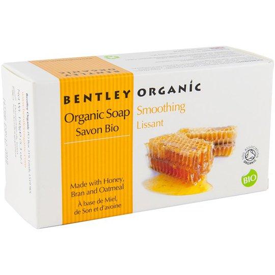 Bentley Organic Ekologisk Tvål Smoothing, 150 g