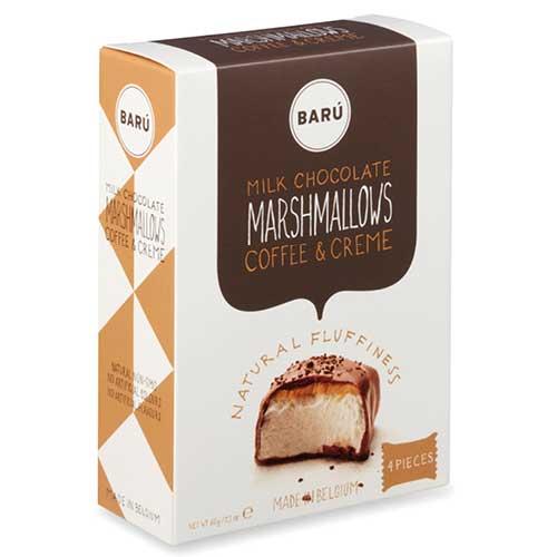Baru Marshmallows - Coffe & Creme 60g