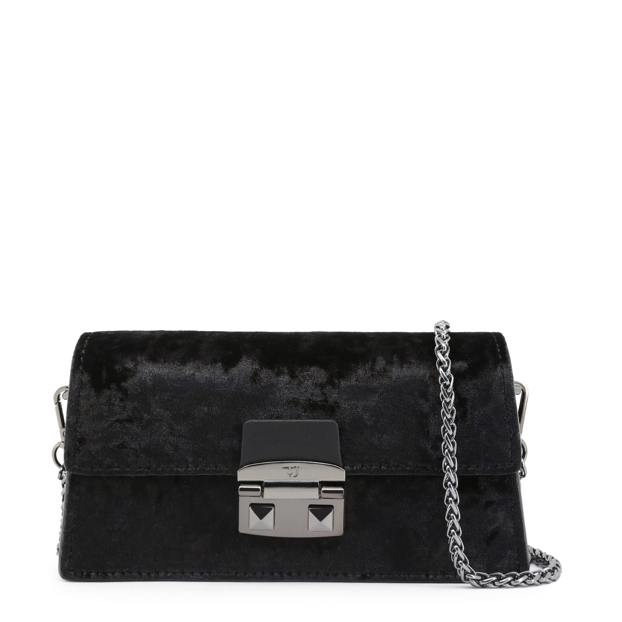 Trussardi Women's Clutch Bag Various Colours CORIANDOLO_75B00554 - black NOSIZE
