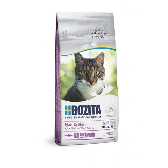 Bozita Hair & Skin Wheat Free Salmon (2 kg)