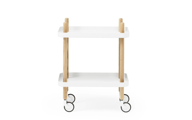 Normann Copenhagen - Block Table - White