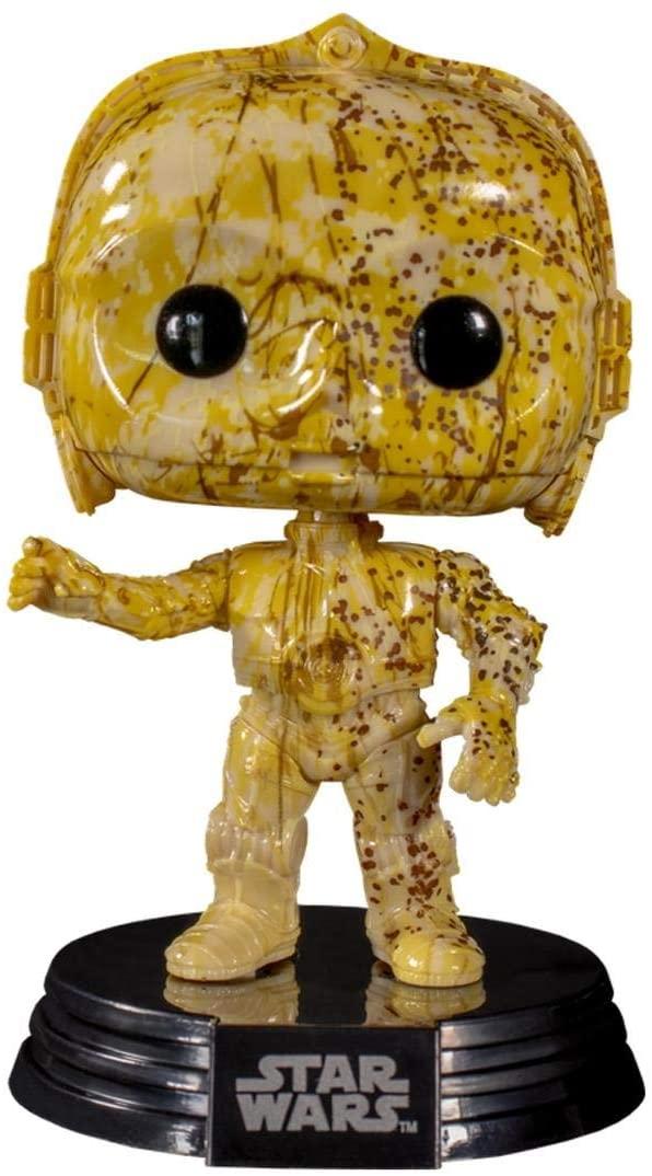 Funko! POP - Exclusive w/case Star Wars - C-3PO (Futura) (45528)