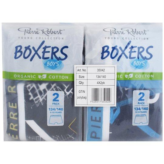 """Kalsonger """"Boxers"""" 134-140 8-pack - 62% rabatt"""