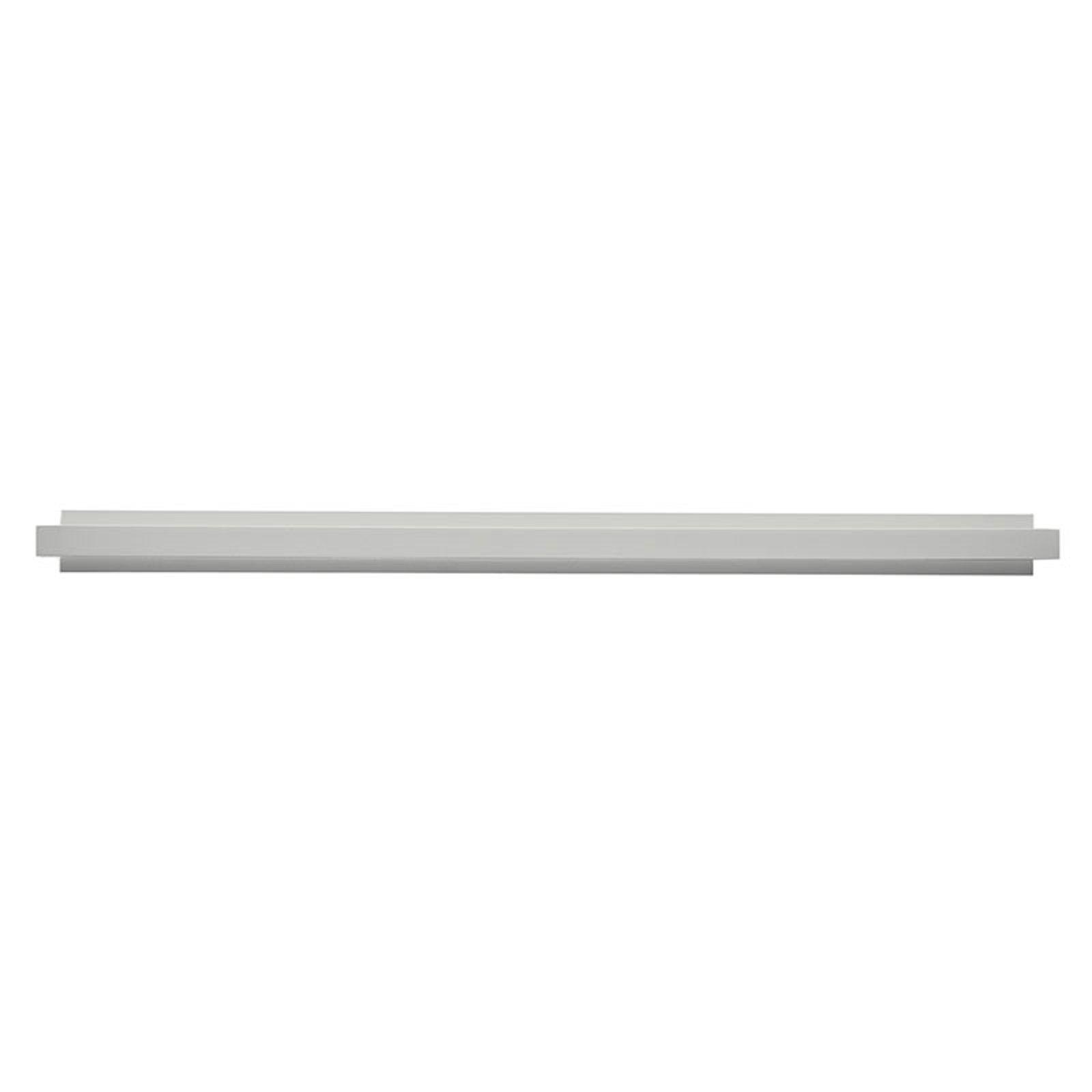 Tablet W1 LED-vegglampe, bredde 96 cm, hvit