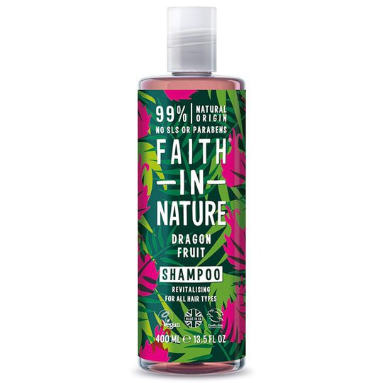 Faith in Nature Dragon Fruit Shampoo, 400 ml
