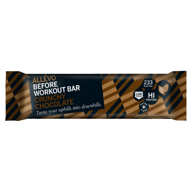 "Proteiinipatukat ""Crunchy Chocolate"" 65g - 75% alennus"
