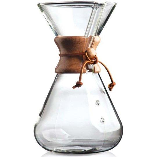 Chemex Classic Handgjorda Kaffebryggare 13 Koppar