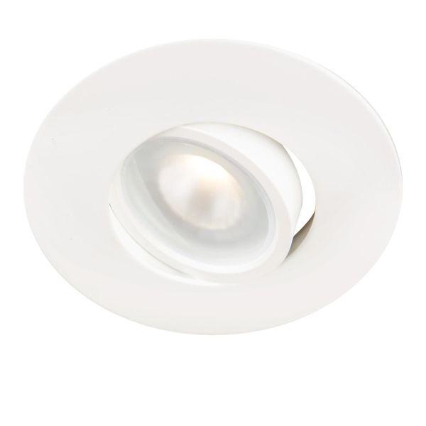 Hide-a-Lite 1228 Smart Downlight hvit 2700 K