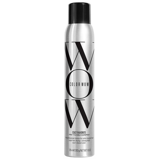 Colorwow Cult Favorite Firm + Flexible Hair Spray, 295 ml Colorwow Muotoilutuotteet