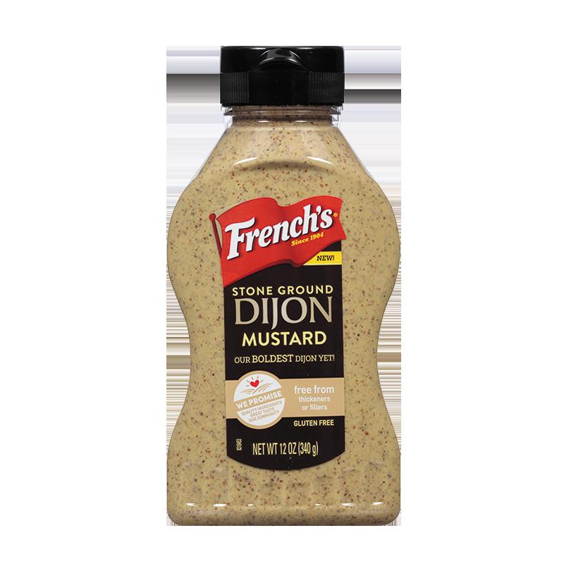 Frenchs Stone Ground Dijon Mustard 340g