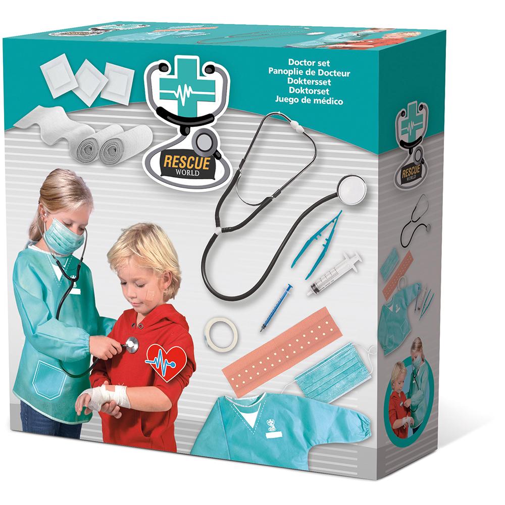 Ses Creative - Doctor set - big box (S09214)