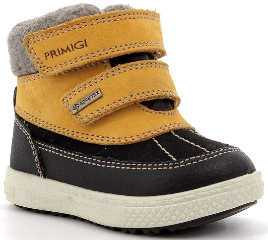 Primigi PBZGT GTX Vintersko, Yellow/Black, 20