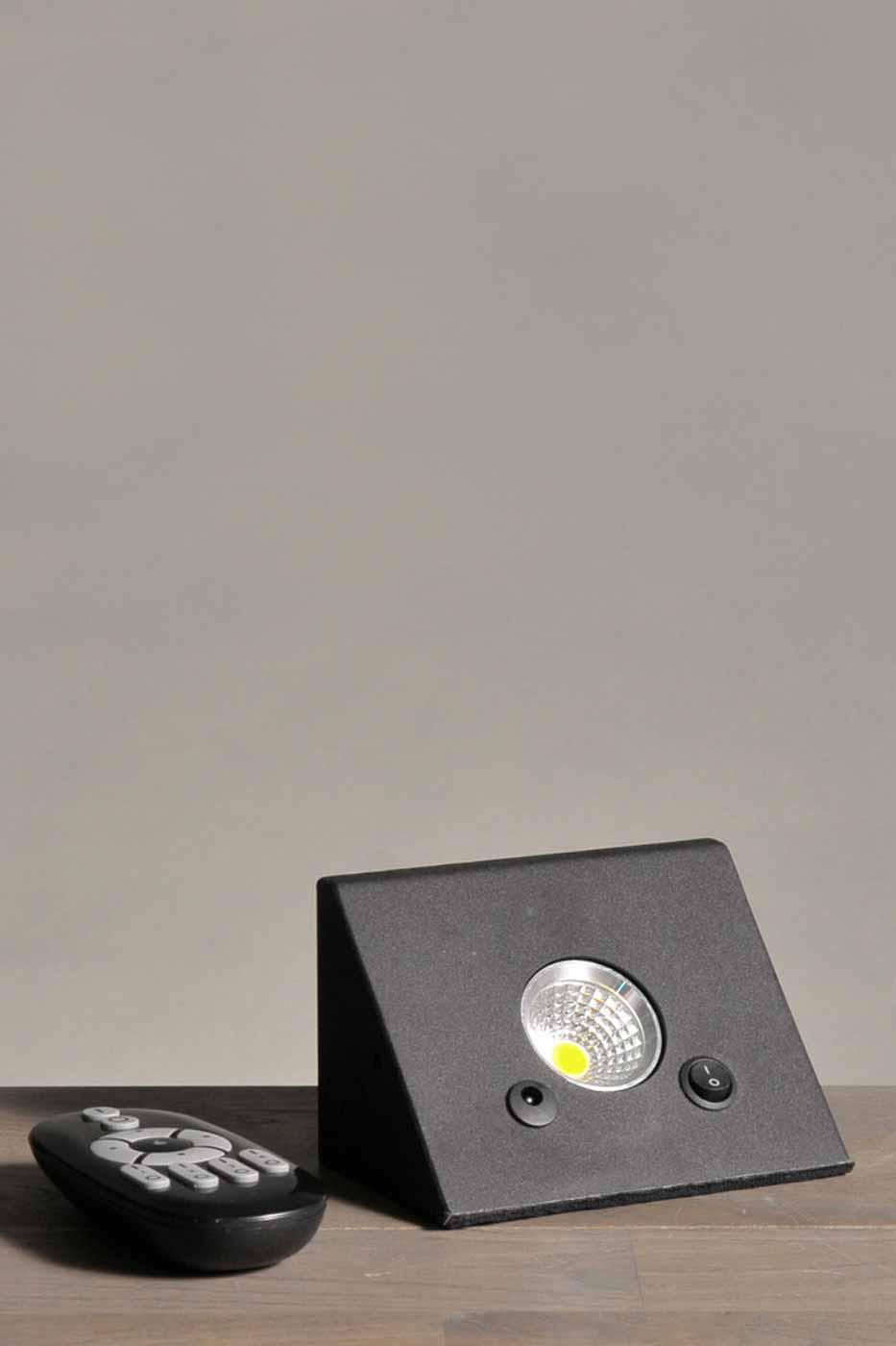 Uplight Zeeghost svart