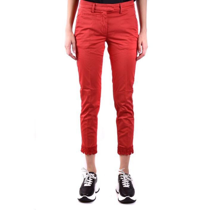 Dondup Women's Trouser Red 192573 - red 28
