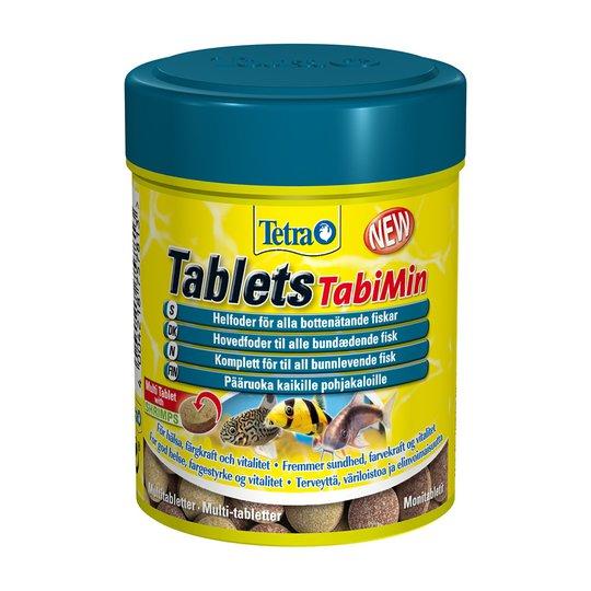 Tetra TabiMin Tablets (120 stk)