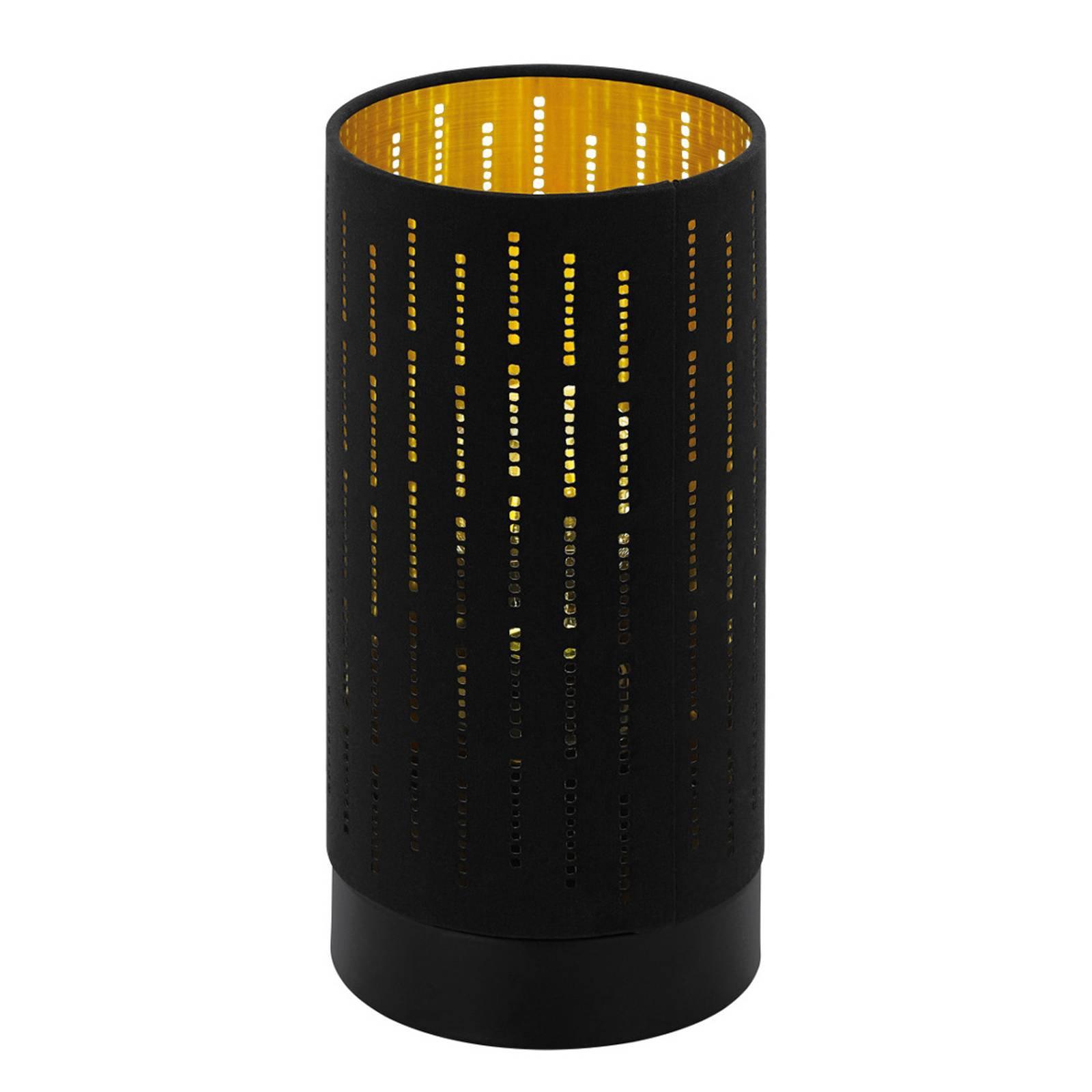 Bordlampe Varillas med perforering