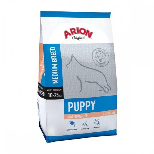 Arion Puppy Medium Breed Salmon & Rice (12 kg)