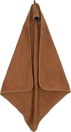 Jollein Badcape 75x75 cm, Caramel