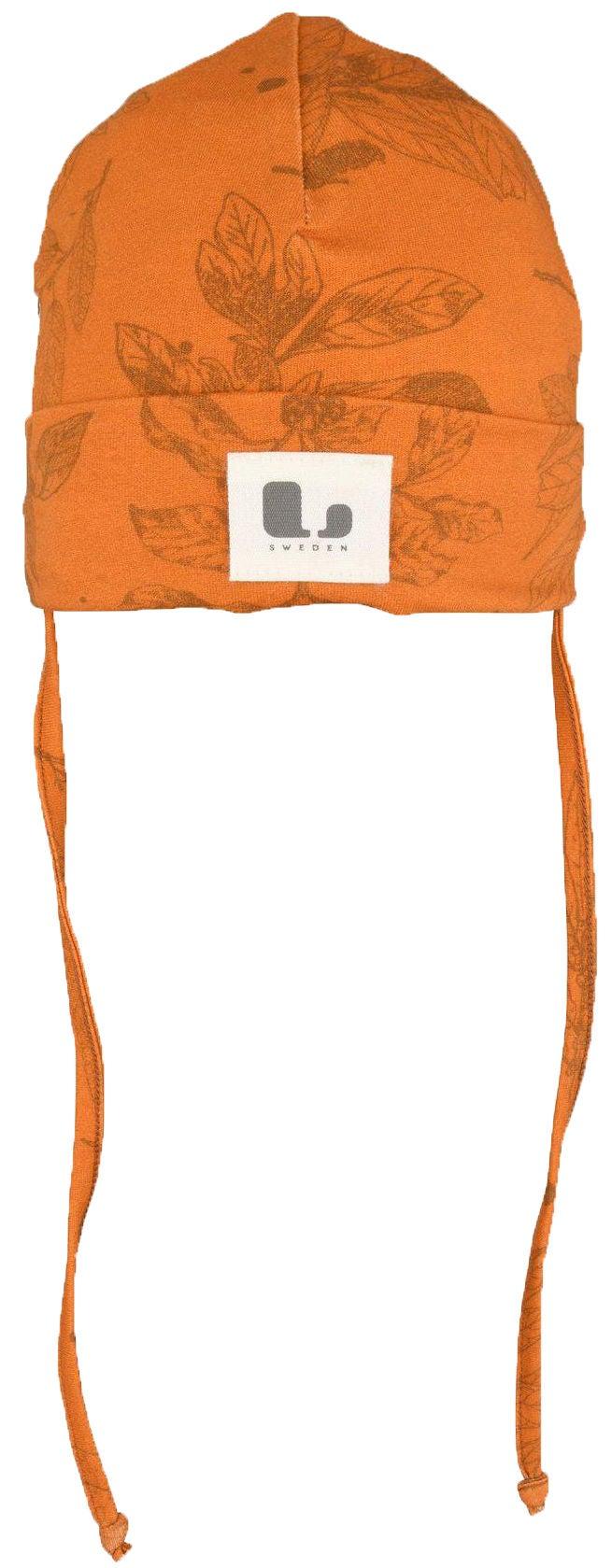 Lindberg Juni Mössa, Orange, 40-44